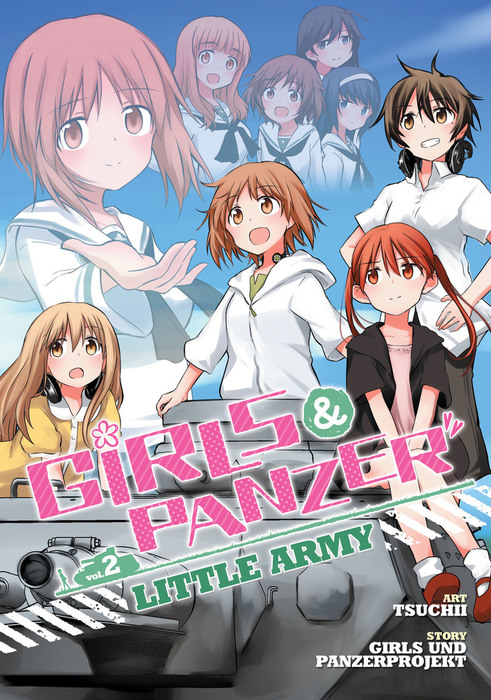 Girls und Panzer: Little Army Vol. 2拡大写真