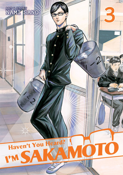 Haven't You Heard? I'm Sakamoto Vol. 03拡大写真