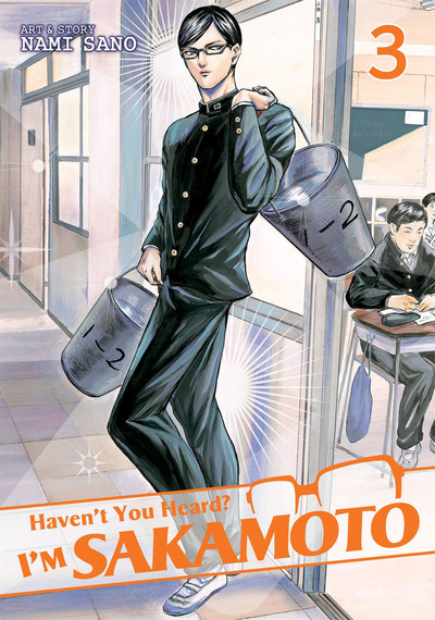 Haven't You Heard? I'm Sakamoto Vol. 03