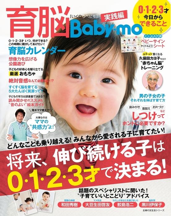 育脳Baby-mo 0・1・2・3才 今日からできること拡大写真