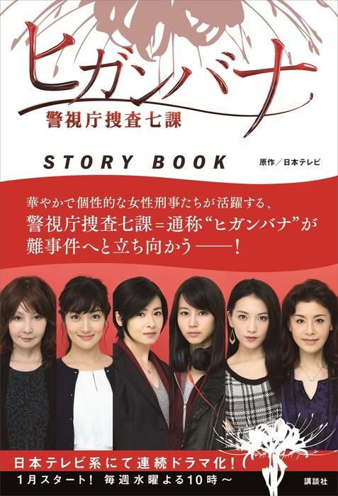 ヒガンバナ 警視庁捜査七課 STORY BOOK拡大写真