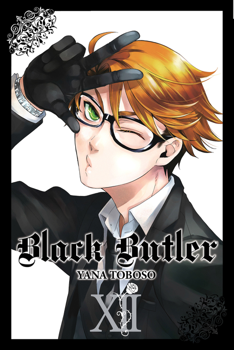 Black Butler, Vol. 12拡大写真