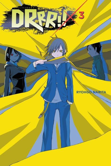 Durarara!!, Vol. 3 (novel)拡大写真