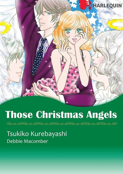 Those Christmas Angels拡大写真