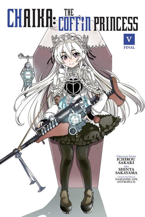 Chaika: The Coffin Princess, Vol. 5-電子書籍-拡大画像