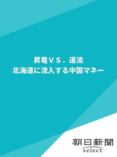 昇竜VS.道流 北海道に流入する中国マネー-電子書籍