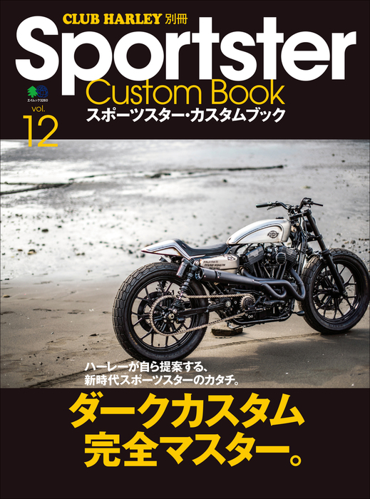 Sportster Custom Book Vol.12-電子書籍-拡大画像