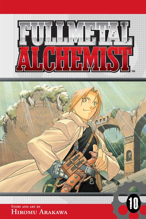 Fullmetal Alchemist, Vol. 10拡大写真