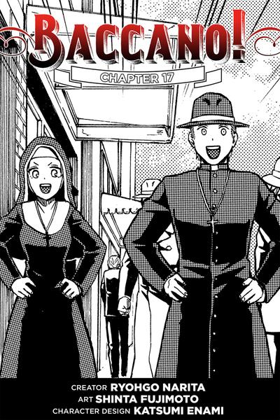 Baccano!, Chapter 17 (manga)