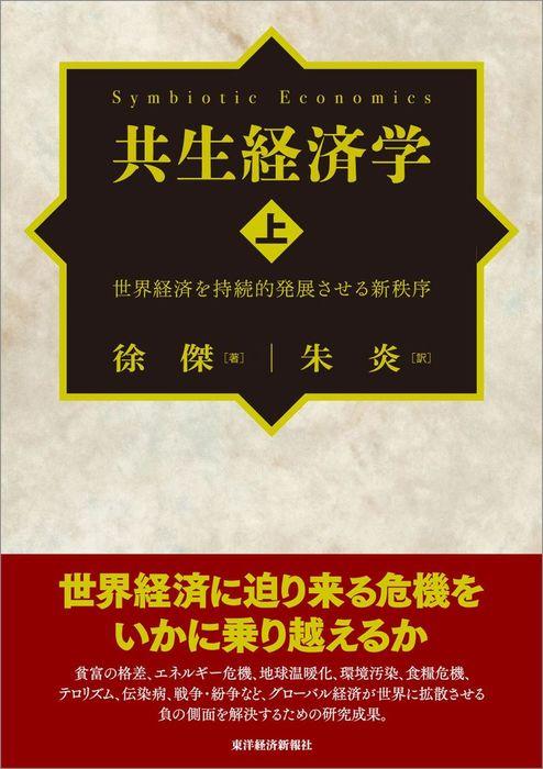 共生経済学(上)―世界経済を持続的発展させる新秩序拡大写真