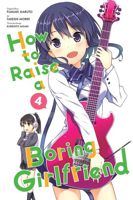 How to Raise a Boring Girlfriend, Vol. 4拡大写真