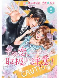 comic Berry's その恋、取扱い注意!5巻