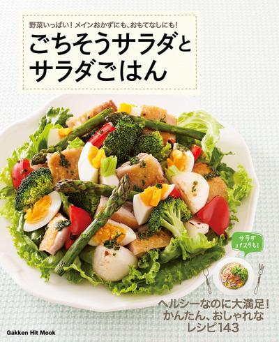 ごちそうサラダとサラダごはん-電子書籍