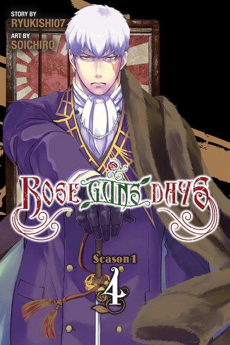 Rose Guns Days Season 1, Vol. 4-電子書籍-拡大画像