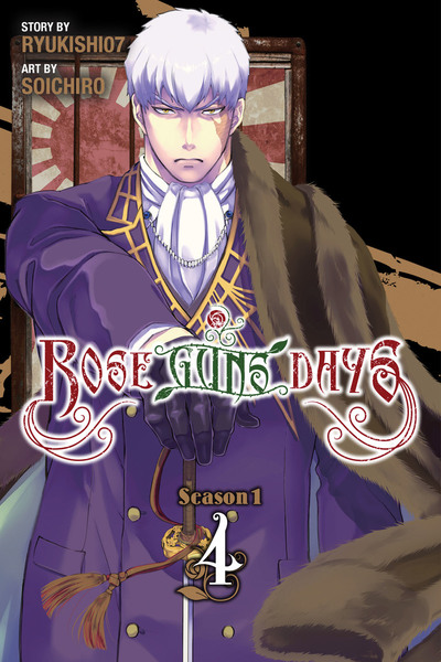 Rose Guns Days Season 1, Vol. 4-電子書籍