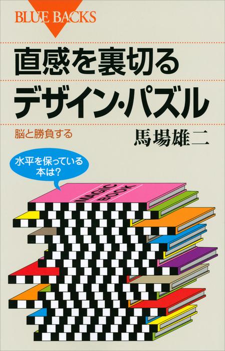 直感を裏切るデザイン・パズル 脳と勝負する-電子書籍-拡大画像