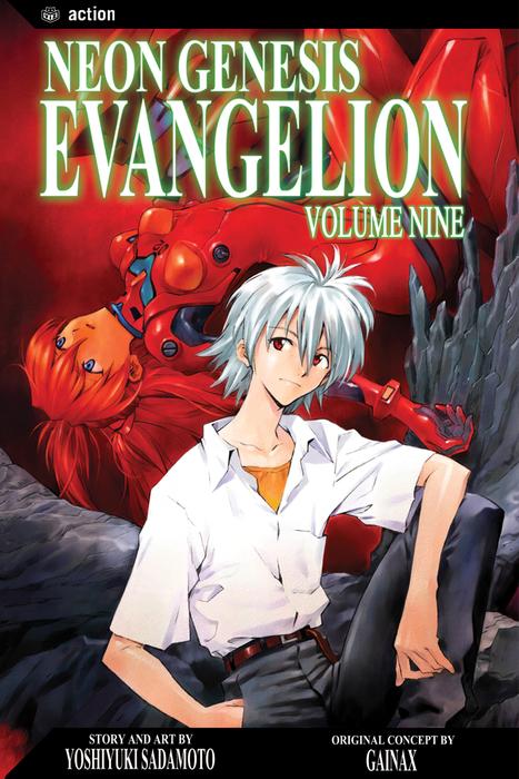 Neon Genesis Evangelion, Vol. 9-電子書籍-拡大画像