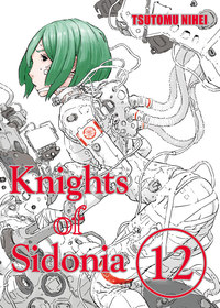Knights of Sidonia 12