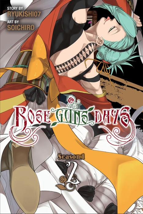 Rose Guns Days Season 1, Vol. 2拡大写真