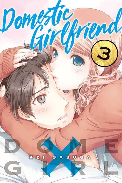 Domestic Girlfriend Volume 3