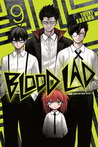 Blood Lad, Vol. 9
