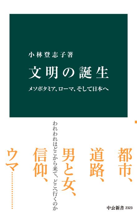 文明の誕生 メソポタミア、ローマ、そして日本へ-電子書籍-拡大画像