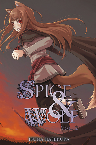 Spice and Wolf, Vol. 2