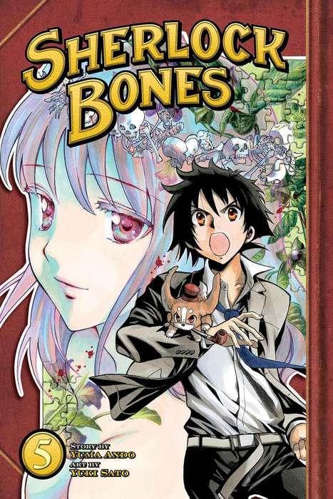 Sherlock Bones 5拡大写真
