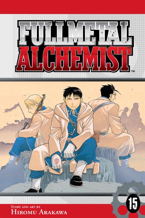 Fullmetal Alchemist, Vol. 15拡大写真