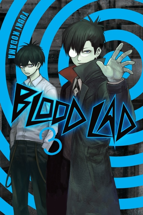 Blood Lad, Vol. 3拡大写真