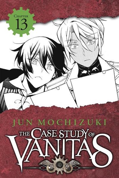 The Case Study of Vanitas, Chapter 13