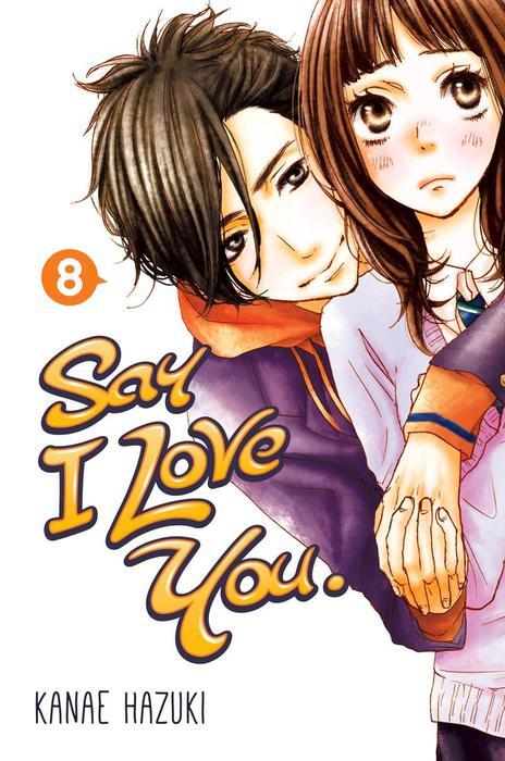 Say I Love You. 8拡大写真