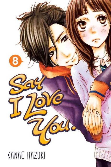 Say I Love You. 8-電子書籍-拡大画像