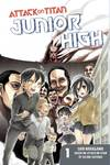 Attack on Titan: Junior High 1-電子書籍