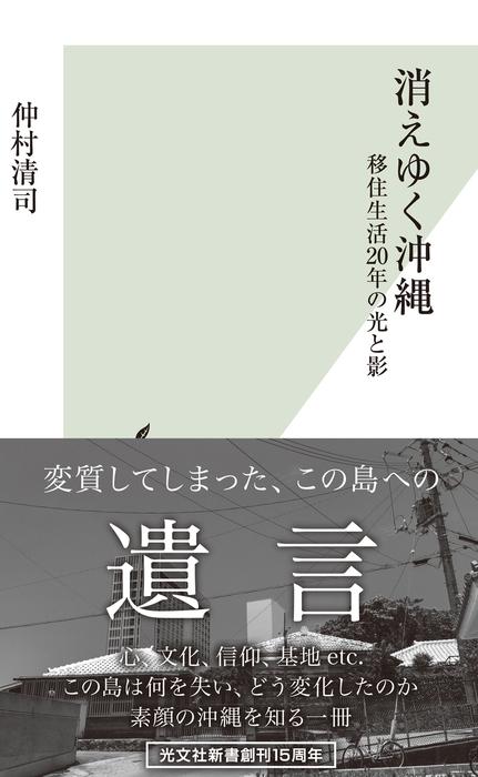 消えゆく沖縄~移住生活20年の光と影~拡大写真