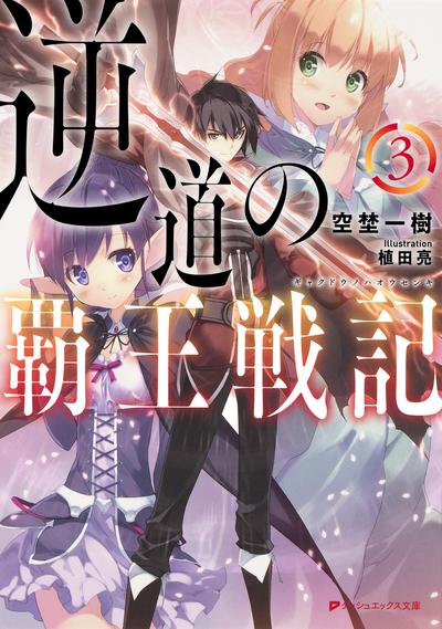 逆道の覇王戦記 3-電子書籍