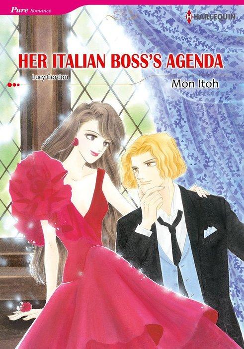 Her Italian Boss's Agenda The Rinucci Brothers 2拡大写真