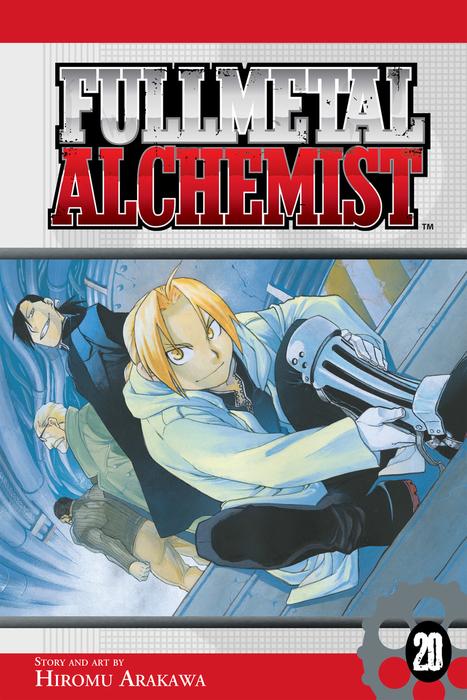 Fullmetal Alchemist, Vol. 20拡大写真