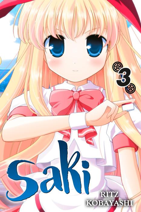 Saki, Vol. 3拡大写真