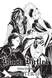 Black Butler, Chapter 119