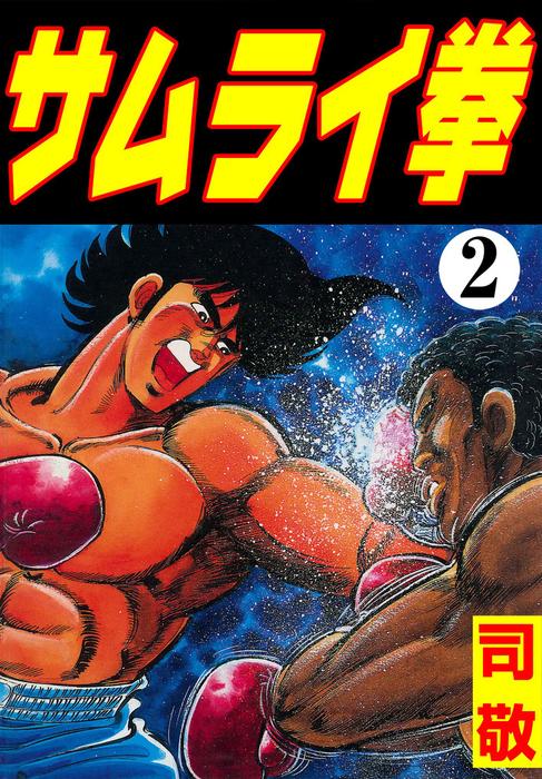 サムライ拳2拡大写真