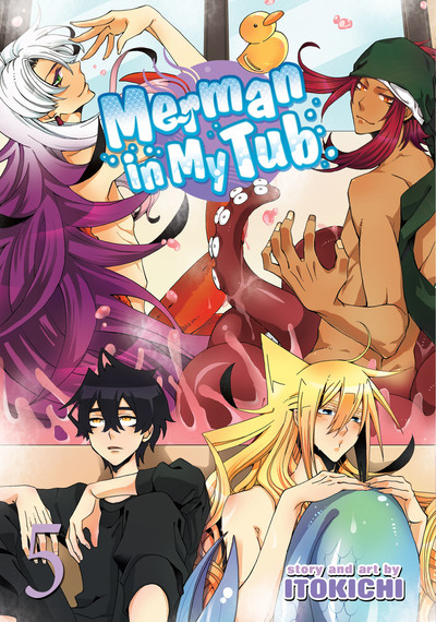 Merman in My Tub Vol. 05-電子書籍
