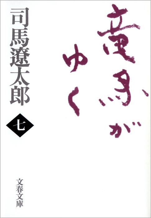 竜馬がゆく(七)-電子書籍-拡大画像