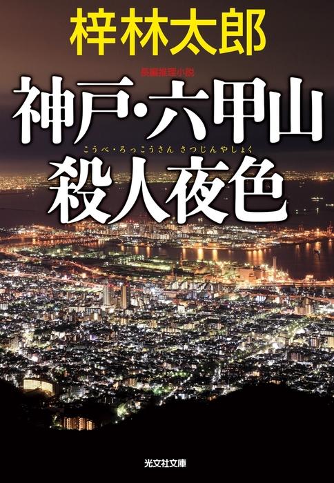 神戸・六甲山殺人夜色拡大写真