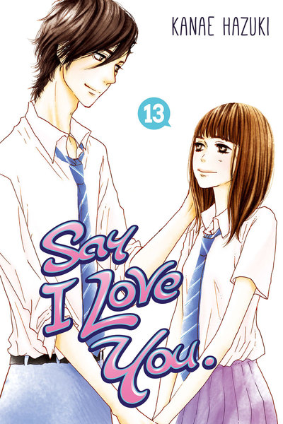 Say I Love You. 13