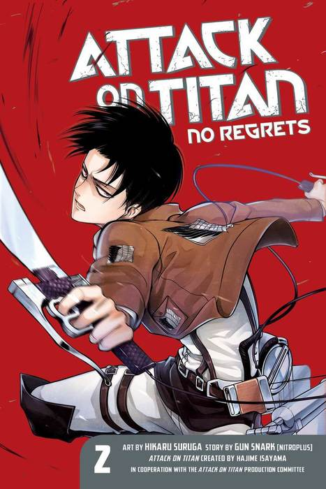 Attack on Titan: No Regrets 2拡大写真