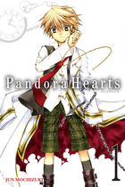 「PandoraHearts(Yen Press World)」シリーズ