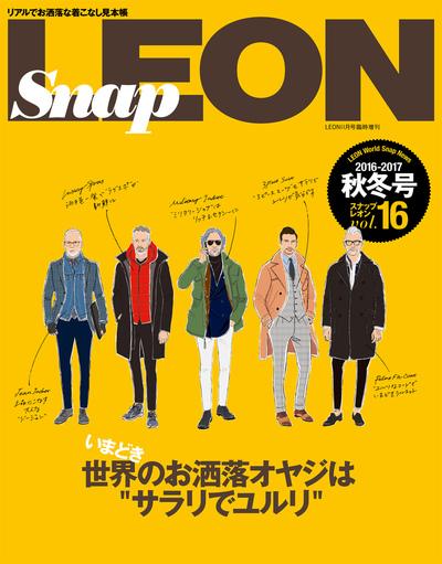 Snap LEON vol.16-電子書籍