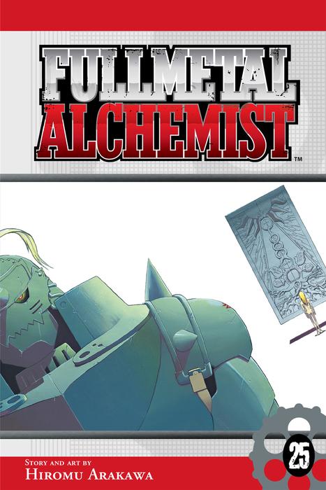Fullmetal Alchemist, Vol. 25拡大写真