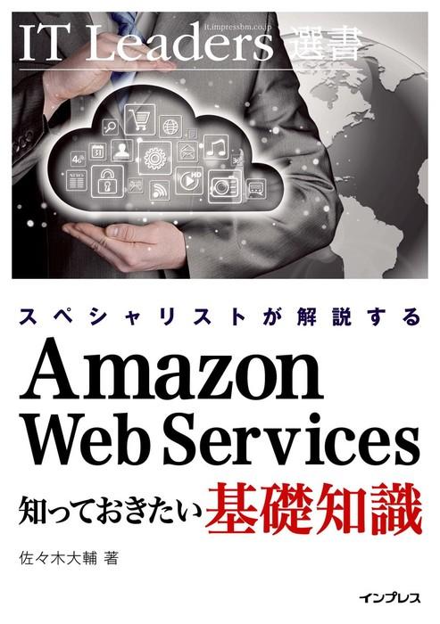 スペシャリストが解説する Amazon Web Services 知っておきたい基礎知識拡大写真